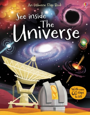 Usborne See Inside the Universe (Hardback Book)